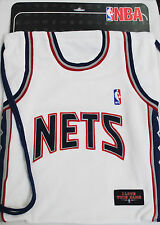 OFFICIAL NBA NETS SPERONE BASKET NERO BIANCO BLU NAVY CORDINO PALESTRA PE
