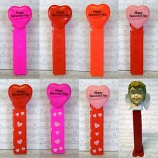 PEZ - VALENTINE`s DAY - MANY DIFFERENT - Please select !!!