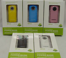 4000mAh Portable Power Bank Charger External Battery Mobile Phone Apple iPhone