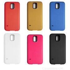ULTRA THIN TPU SILICONE SOFT RUBBER GEL CASE COVER FOR SAMSUNG GALAXY S5 MINI