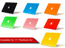 "Macbook Air 11"" MacBook Air 11.6 Polycarbonate Hard Case Cover for A1370 A1465"