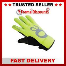 Outeredge Areotex Yellow Reflective Breathable Waterproof Padded Cycling Gloves
