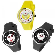 Orologio EMOTIWATCH Uomo Donna Silicone Colorato Emotion I FEEL LIKE Unisex NEW