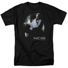 NCIS Gibbs Ponders Licensed Adult Shirt S-3XL