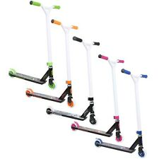 Scooter Damaged D-Ranged Roller Freestyle Alu Stuntscooter Cityroller 5 Farben