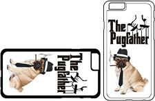 "Pug Father Funny iPhone 6 (4.7"") Personalised Phone Case Great Gift Birthday"