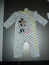 DISNEY muy lindo Minnie Mouse Pijama NWT
