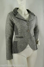 Giacca Donna Elegante AMAMI Maglia in Lana Cotta Made in Italy D050 Tg S M