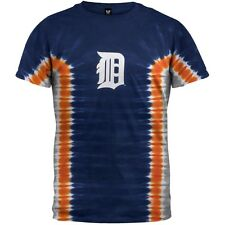 Detroit Tigers - Magglio Ordonez #30 Tie Dye Adult Mens T-Shirt
