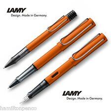 LAMY AL-STAR 2015 SPECIAL EDITION - Copper Orange matt anodized aluminium!