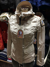 PARAJUMPERS (ITALY) MARY JO WOMEN'S SPRING JACKET, 100% GENUINE, SAND BEIGE