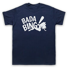 THE SOPRANOS BADA BING STRIP CLUB UNOFFICIAL T-SHIRT MENS LADIES KIDS SIZE COLS