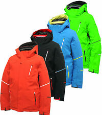 Dare2b Get Set Boys Ski Jacket Waterproof Insulated DBP018