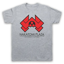 DIE HARD UNOFFICIAL NAKATOMI PLAZA TOWERS T-SHIRT MENS LADIES KIDS COLOURS SIZES