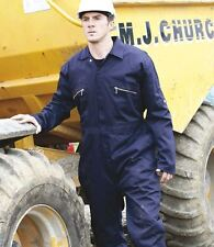 Dickies Redhawk Zip Front Coverall Mens Overall Protective Work Wear Boiler Suit