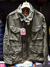 PARAJUMPERS (ITALY) FLEA MARKET TYPE N-6E MEN'S SPRING JACKET 夾克, ARMY GREEN, L