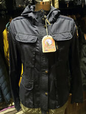 PARAJUMPERS (ITALY) NEW ANGELINA WOMEN'S SPRING JACKET, 100% GENUINE, NAVY BLUE