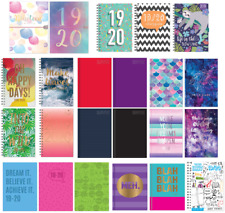 New 2017-2018 Academic mid year A4/A5 Week To View,Day A Page Diary and Planner