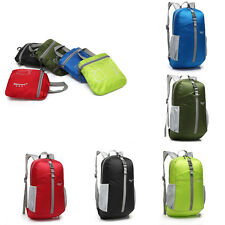 Wholesale prices folding travel shoulder bag waterproof nylon backpack outdoor