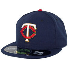 Minnesota Twins Alternate (Navy/Red) New Era 59FIFTY Fitted On Field Hat Cap