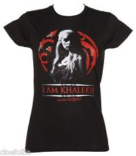 T-shirt Game Of Thrones I Am Khaleesi Daenerys maglia Donna ufficiale