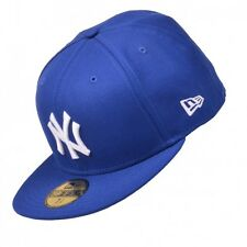 New Era Cap MLB Basic NY Yankees 59FIFTY blau blue White Caps Trucker Basecap