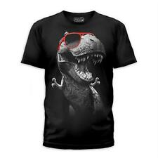 Goodie Two Sleeves Men-Shirt RAWR BABY black