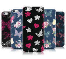 DYEFOR BUTTERFLY PATTERN COLLECTION MOBILE PHONE CASE COVER FOR APPLE iPHONE 5C