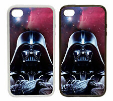 Star Wars Darth Vader Ispirato Cover Telefono Gomma E Plastica Custodia