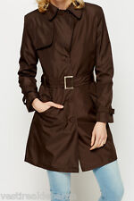 Trench Donna Giacca Soprabito C.M.P. Collection Spolverino D464 Tg S M L XL