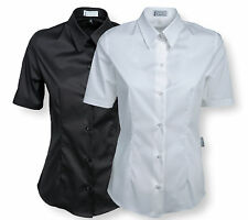 Camicia Lavoro Donna Manica Corta Business Work Woman High Quality Shirt C04D