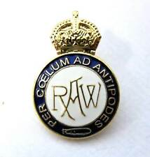 Royal Airship Works pin lapel Badge R100 R101 Zeppelin Dirigible Airship RAW