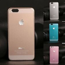 Aluminum Hard Back Case Cover For Iphone 6 Plus 5.5 Inch-Black/Gray/Golden/Pink