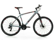 "VTT 27,5"" Mountainbike ALUMINIUM SHIMANO 24v, 2xDISQUE, SUSPENSION"