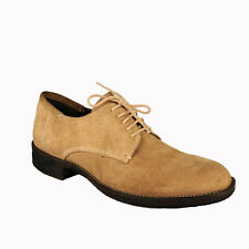 Salt N Pepper 14-170 Ray Dune Lace up Suede Leather Mens Shoes