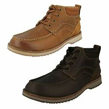 Men's Clarks Casual Boots Label Mahale Mid
