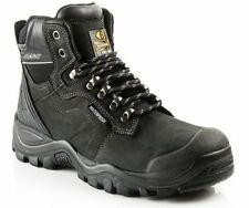 Buckler Buckshot BSH009 Black S3 Waterproof safety work boot Size 6/40 to 13/47