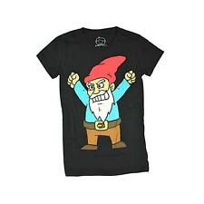 Goodie Two Sleeves Shirt ANGRY GNOME TEE black