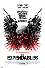 Expendables, The Skull One-Sheet - Poster Druck - Größe 61x91,5 cm
