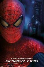 The Amazing Spider-man - Face Action Film - Poster Druck - Größe 61x91,5 cm