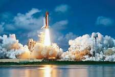 Educational - Bildung Space Shuttle Launch Raumschiff - Poster Druck 91,5x61 cm