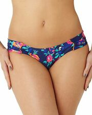 New Cleo by Panache Cassie Ruched Bikini Brief Floral Print CW0156 VARIOUS SIZES