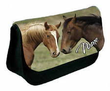 Cute Horse Design Personalised School Pencil Case Great Gift high quality