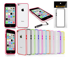 iPhone 5 5S Bumper Custodia Gel cover - INCLUDE Penzolante STILO PENNE