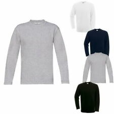 B&C,  Open Hem Sweat, Herren Sweat-Shirt Arbeits Pullover, Gr. S -XXL