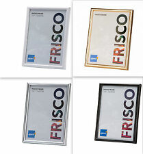 A4 Certificate Size Frisco Photo Frame-Kenro-Table Top/Wall Hanging Style-Colour