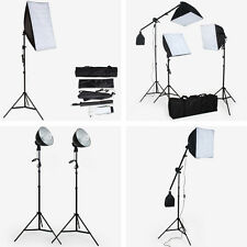Boite à Lumière Softbox pour set Flash Éclairage Studio Photo Video Kit