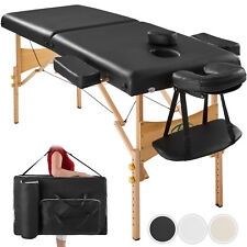 Table de massage lit cosmetique de massage transportable coussin 7,5 cm
