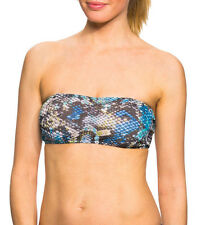 Kiniki Veneno Tan Through Bandeau Bikini Top