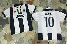 maglia juventus ufficiale POGBA 10 official JERSEY juve HOME CAMISETA 2016/17
